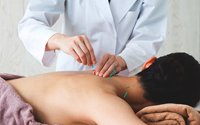 45 mins TCM Consultation + Acupuncture <b>S$69.90</b><i> (Originally at S$75)</i>